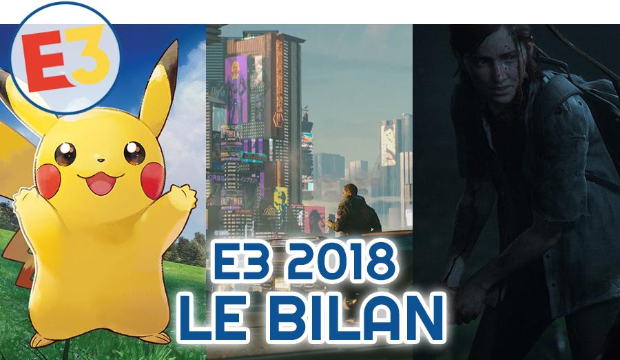 e3 2018 le bilan