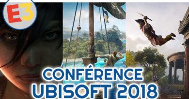 conférence ubisoft 2018