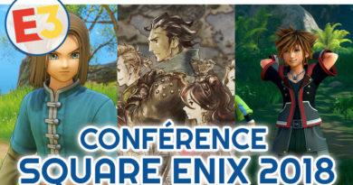 conférence square enix 2018