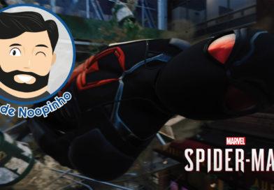 test spider man ps4 avis noopinho games
