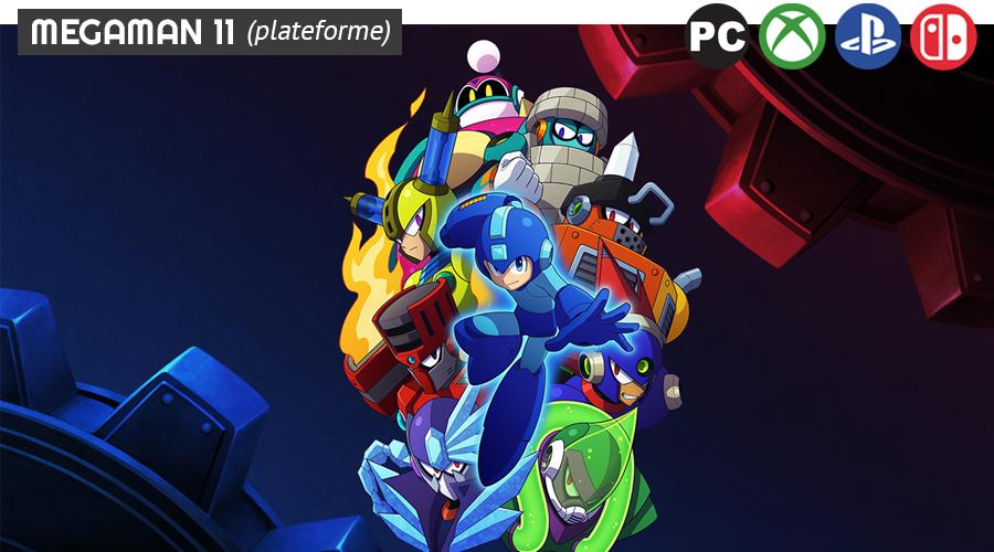 Megaman XI