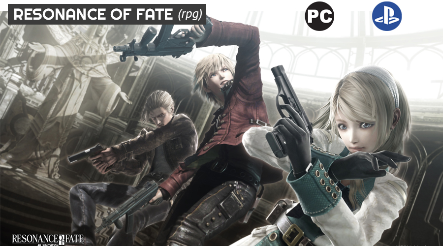 Resonance Of Fate 4K/HD