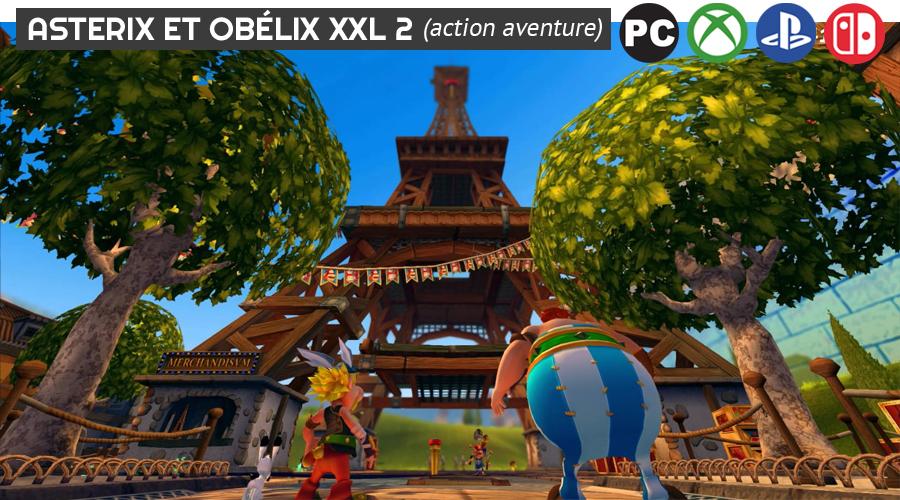 Astérix & Obélix XXL2