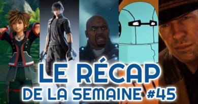 Kingdom Hearts FFXV Crackdown 3 Void Bastards RDR2