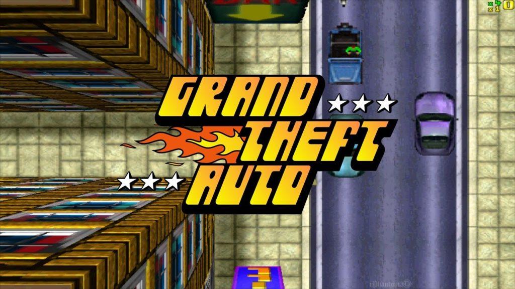 Grand Thef Auto 1