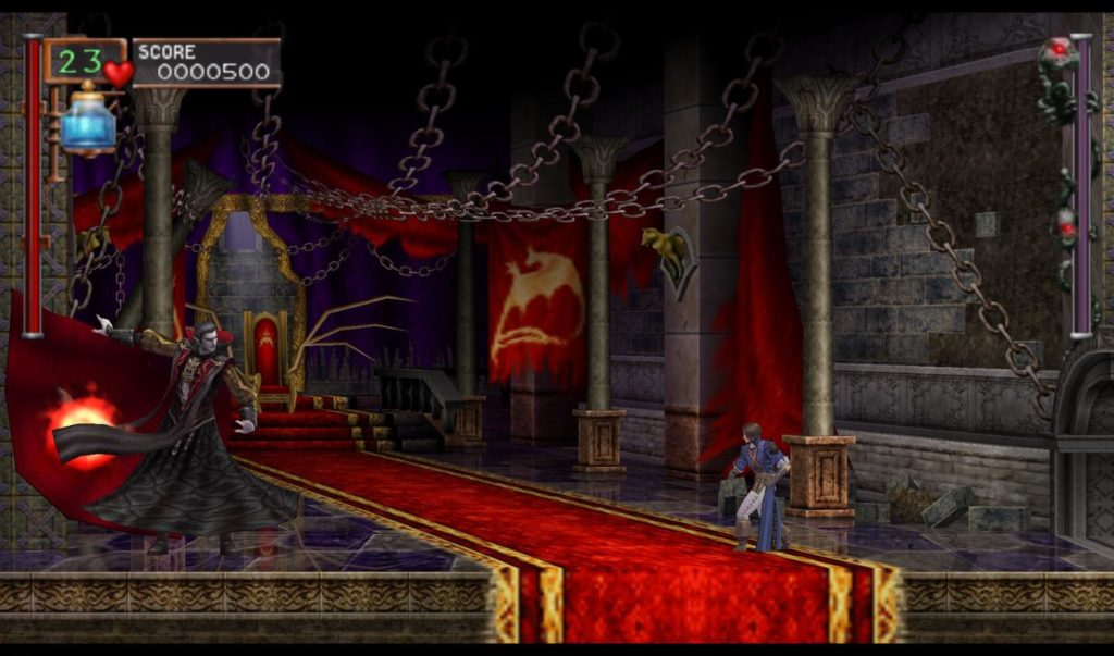 Castlevania The Dracula X Chronicles