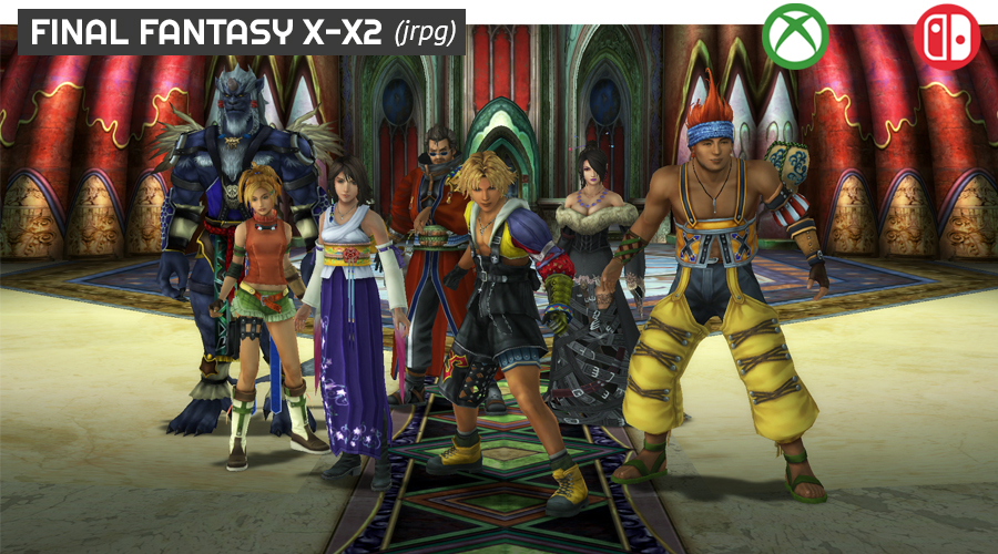 Final Fantasy X-X2