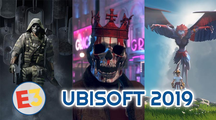 E3 2019 Ubisoft