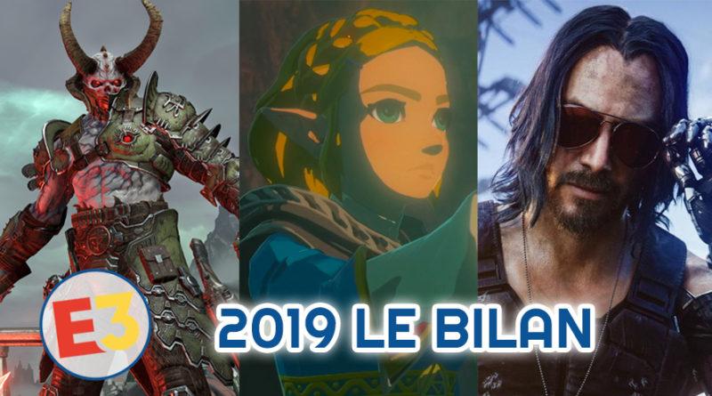 E3 2019 Le bilan
