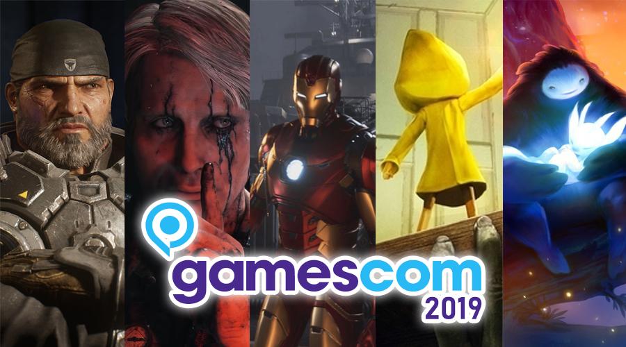 Dossier Gamescom 2019