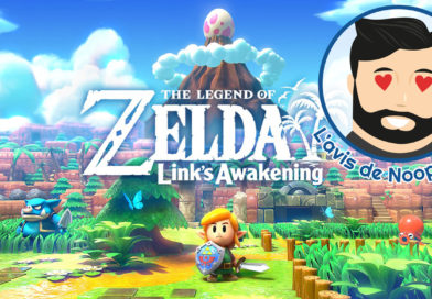 L'avis de Noopinho : The Legend Of Zelda Link's Awakening