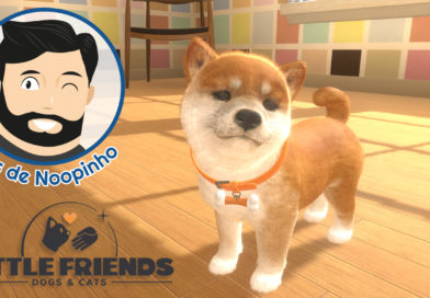 Le mini-avis de Noopinho : Little Friends Dogs & Cats