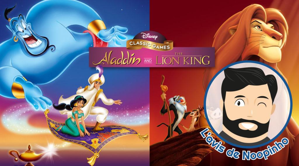Disney Classic Games Noopinho
