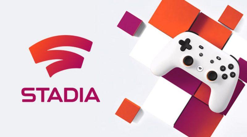 lancement Google Stadia
