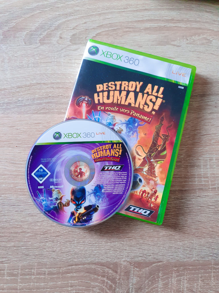 Destroy All Humans - Xbox 360