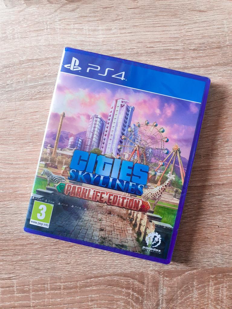 Cities Skyline - PS4