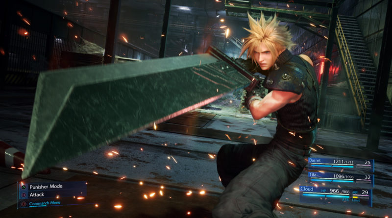 Final Fantasy VII exclusivité temporaire
