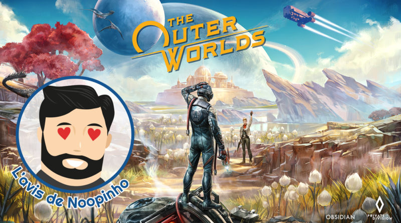 avis The Outer Worlds