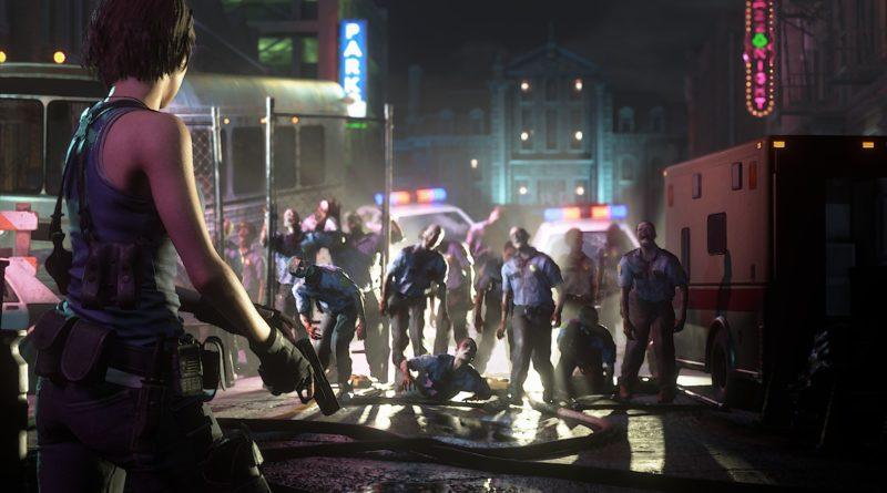 Resident Evil 3 trailer 2
