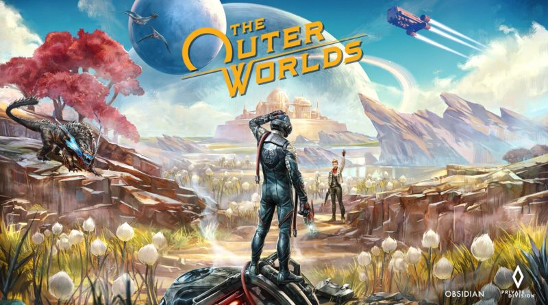 The Outer Worlds Switch