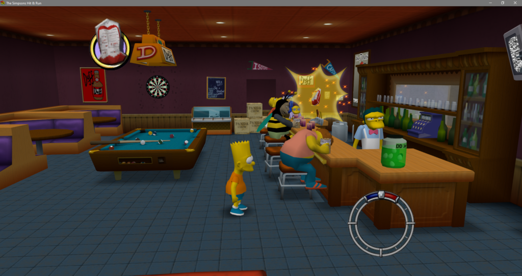 Les Simpsons Hit & Run