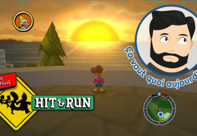 CVQA Les Simpsons Hit & Run