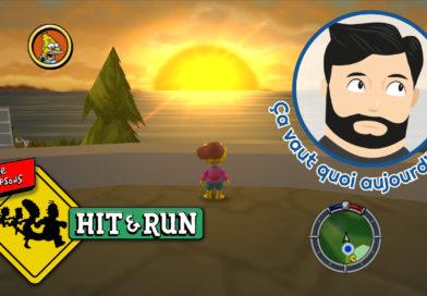 CVQA Les Simpsons Hit & Run