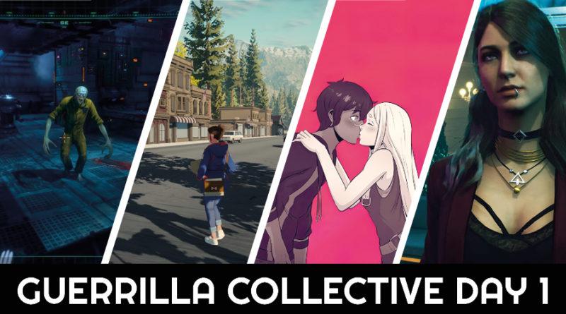 Guerrilla Collective Day 1