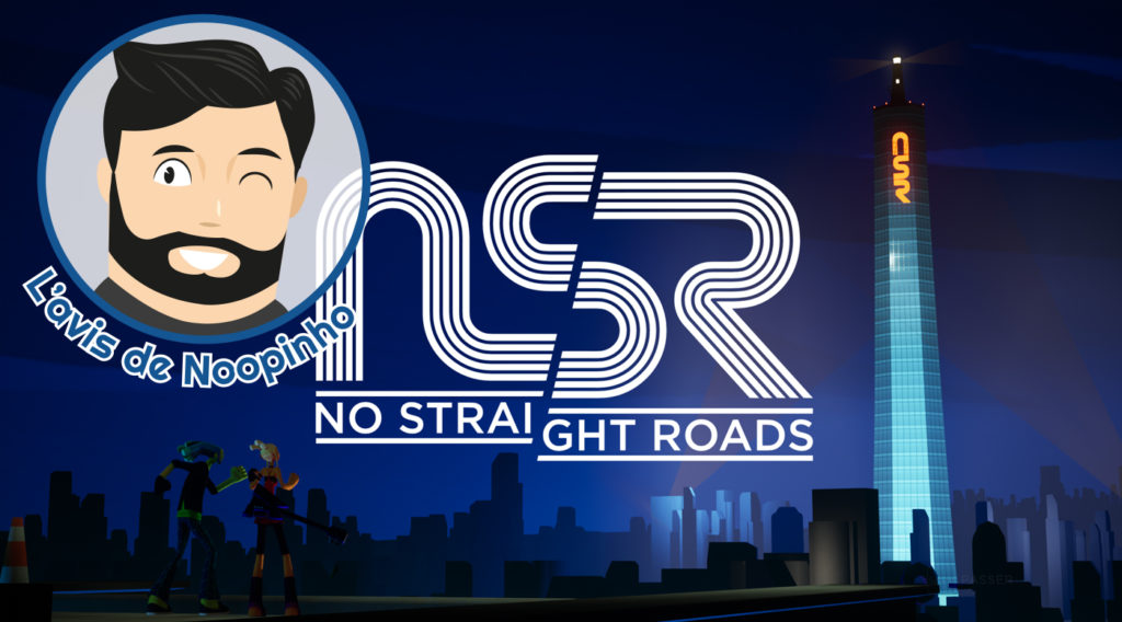 avis preview No Straight Roads