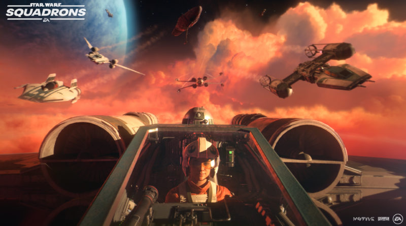 Star Wars Squadrons Reveal