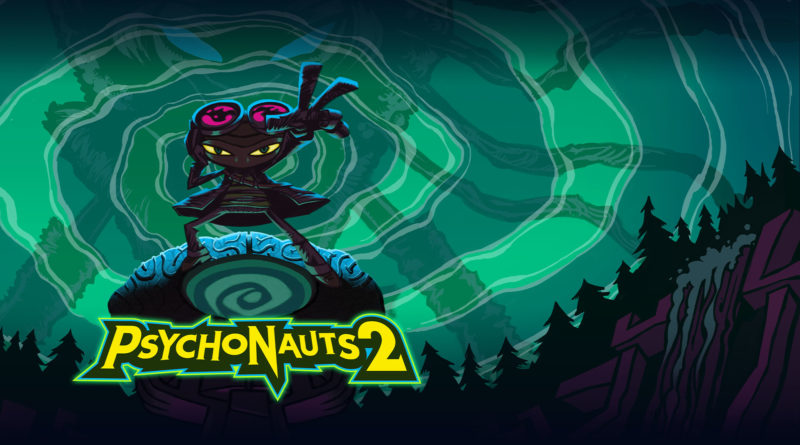 Psychonauts 2 gameplay