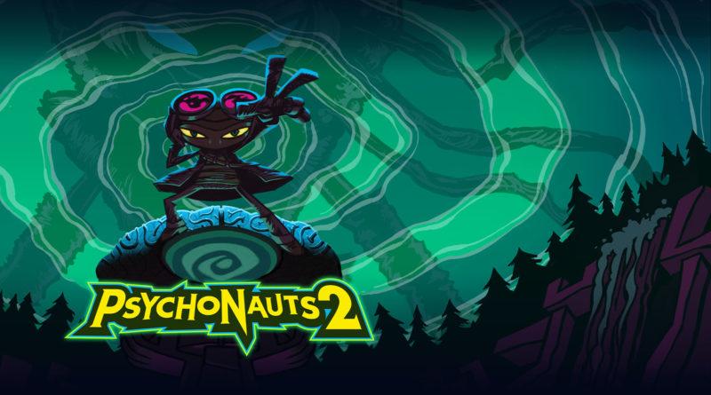 Psychonauts 2 gameplay